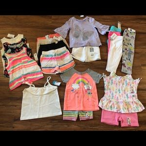 Other - NEW 2T Girls Summer Lot